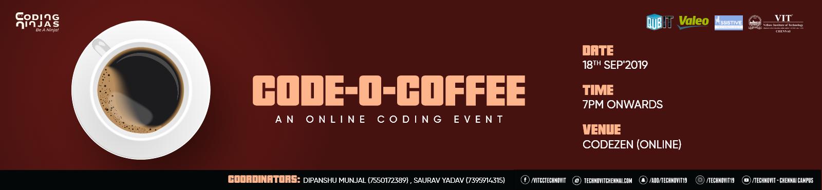 Code O Coffee