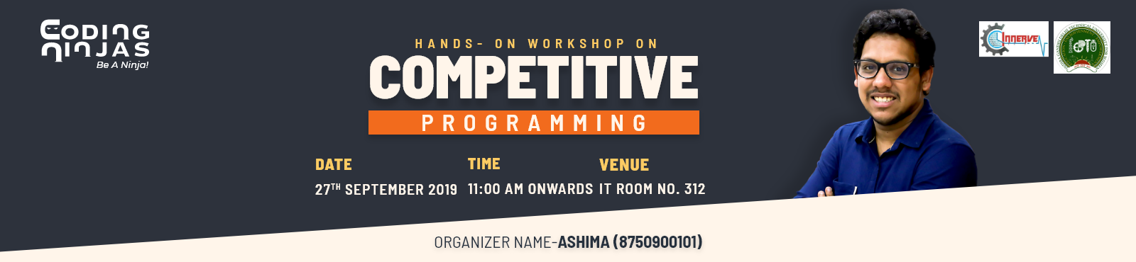 Competitive Hands on Session - IGDTUW