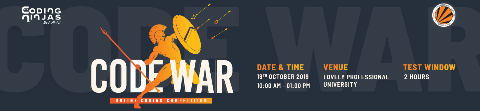 Code War 2k19_LPU