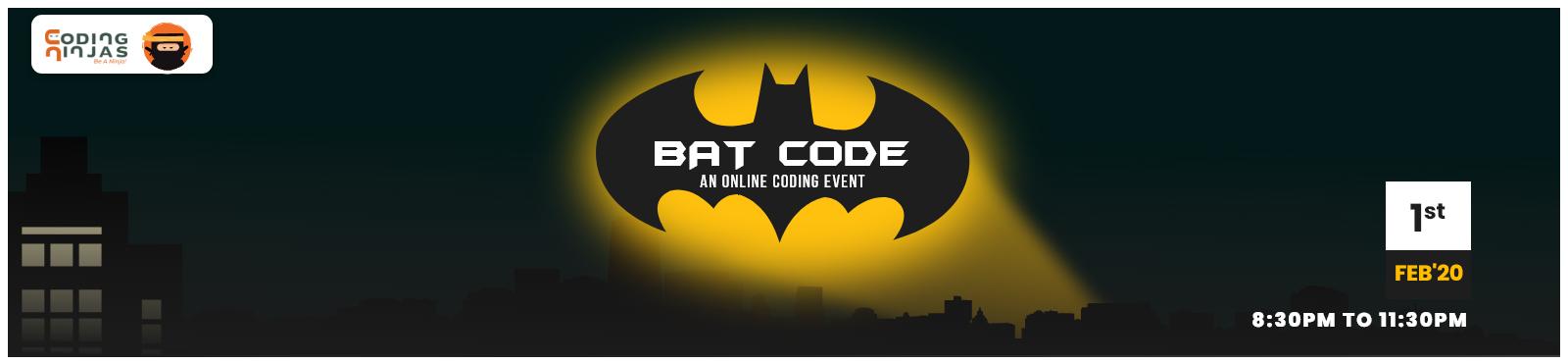 Bat Code