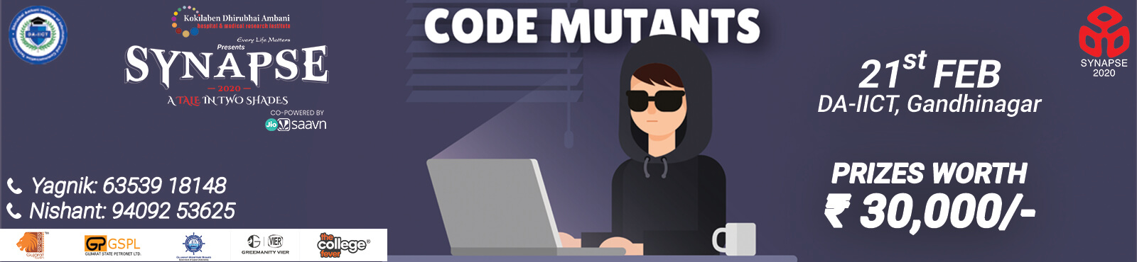 Code Mutant, SYNAPSE
