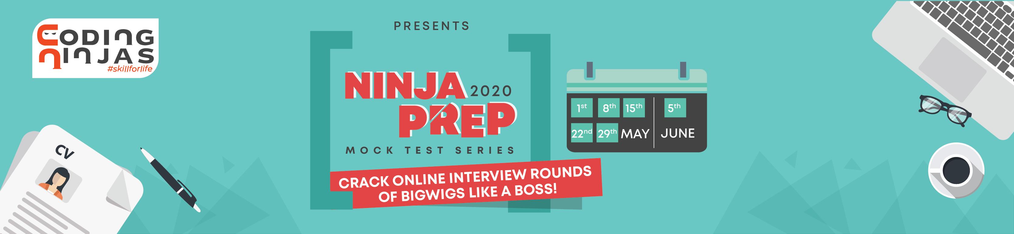 Ninja Prep'20